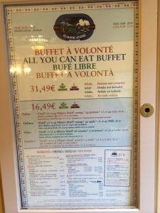 [Buffet] Cape Cod Mini_924527IMG5875