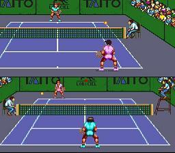 International Tennis Tour - Fiche de jeu Mini_933128503