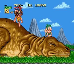 Joe & Mac : Caveman Ninja - Fiche de jeu Mini_941541852