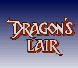 Dragon's Lair - Fiche de jeu Mini_946428111