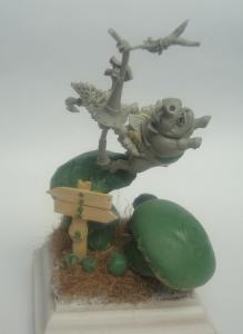 Les réalisations de Pepito (nouveau projet : diorama dans un marécage) Mini_962839Cochongob7