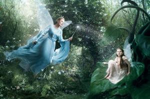 Les stars posent pour Annie Leibovitz pour les campagnes marketing Disney - Page 4 Mini_972219Febleu