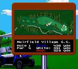 Jack Nicklaus Golf - Fiche de jeu Mini_973832392