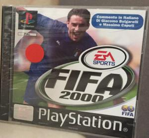 "Jeux ""multi-version"" black label PS1 Mini_977387FIFA20003"