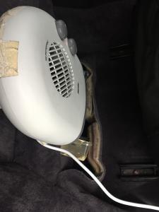 Humidité conséquente derrière siège passager Mini_992248246