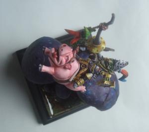 Les réalisations de Pepito (nouveau projet : diorama dans un marécage) - Page 2 Mini_992820Cochongob84