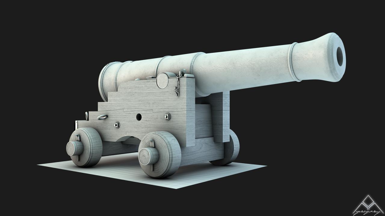 Canons pour le vaisseau de 74 canons - Page 3 111237Canon362
