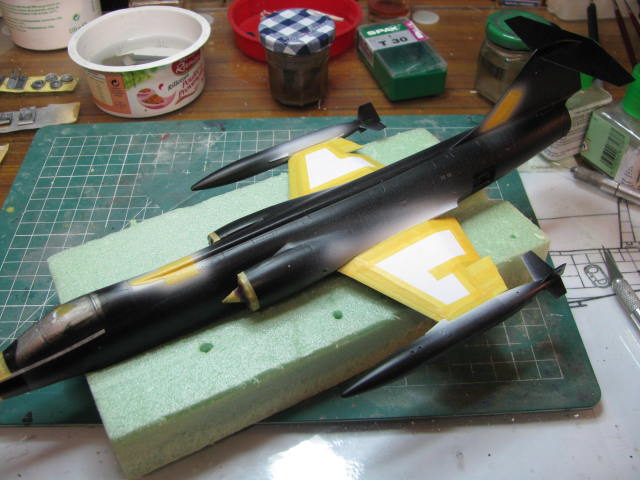 DUO: F-104N (NASA) + F-104G (BAF) Hazegawa 1/48  - Page 2 111389IMG6313