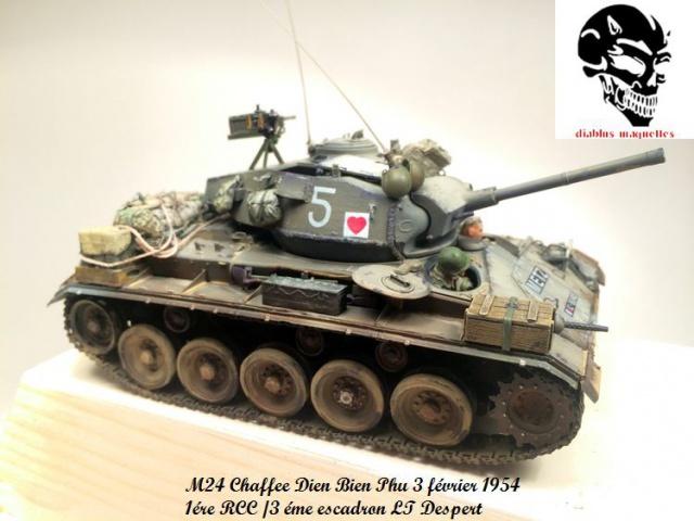M24 Chaffee light tank, AFV Club 1/35 - Page 2 111601IMG3626