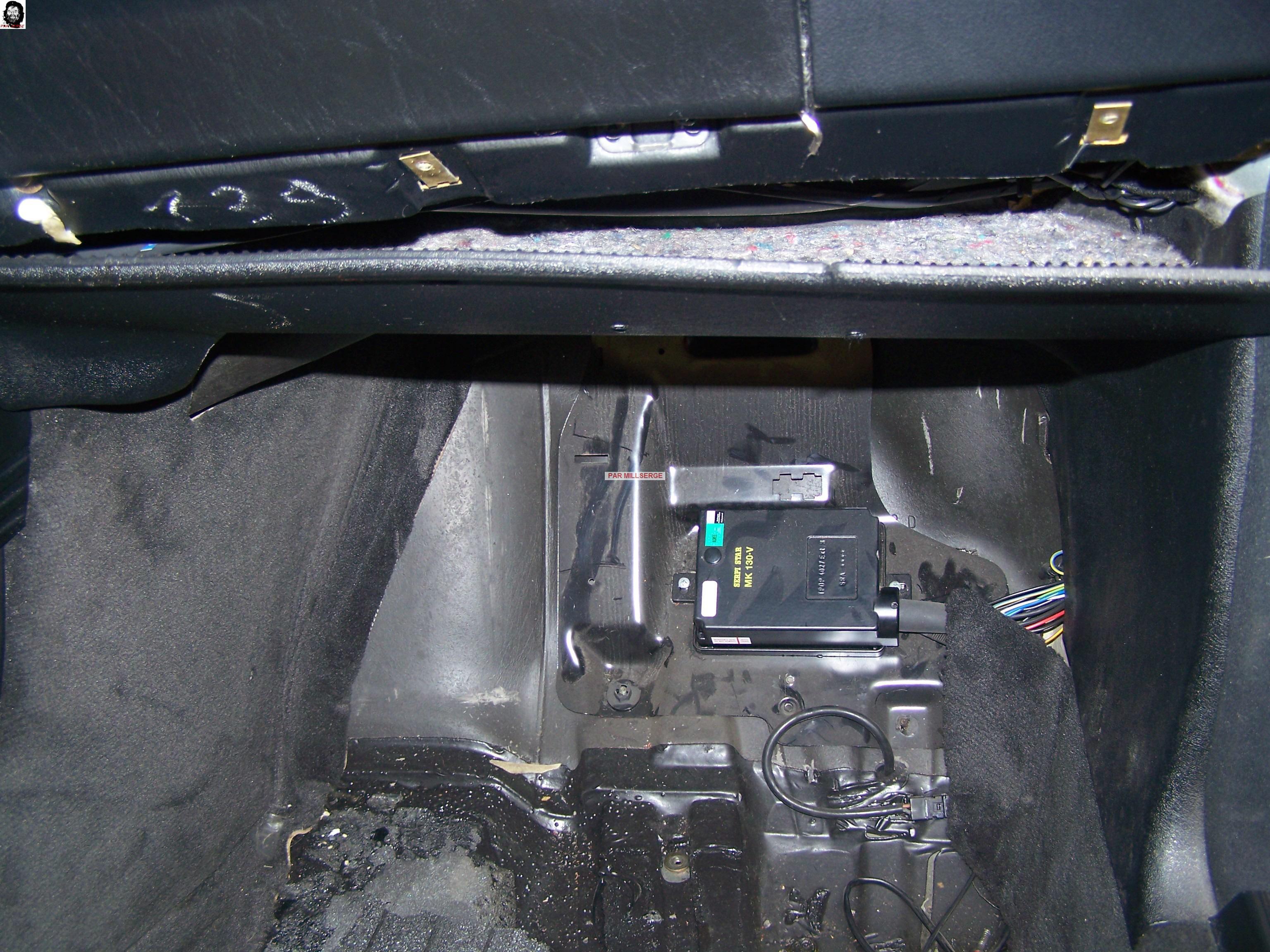 TUTO: Retrait d'une SERPI STAR MK 130-V 1118912