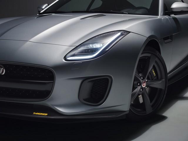Lancement De La Nouvelle Jaguar F-TYPE Dotée De La Technologie GOPRO En Première Mondiale 112006jaguarftype18my400sstudioexteriordetail10011705