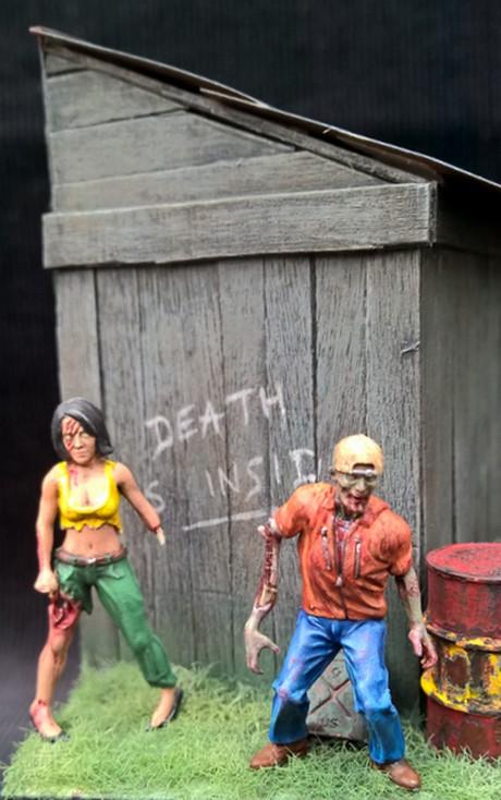Zombies et Noël 112018Zombie16