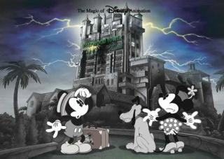 [Disney's Hollywood Studios] Ink & Paint Collection (depuis 1989) 11202014lr