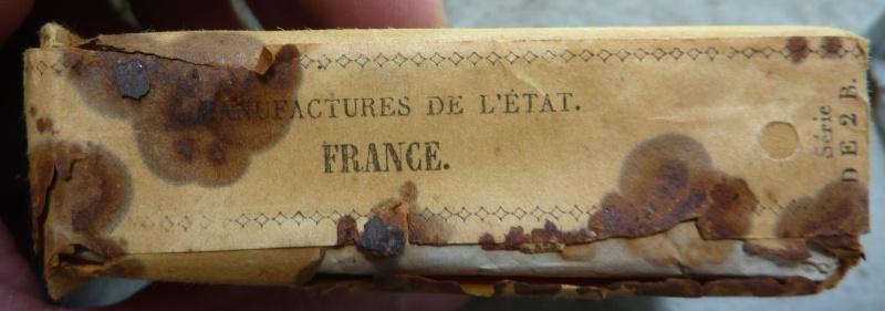 Paquet de cigarettes troupe variante inconnue 112805P1010926
