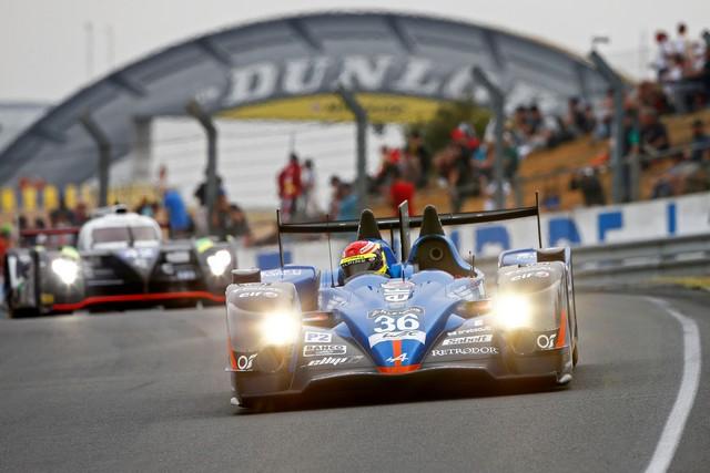 Alpine présent en force pour l'édition 2016 du Mans Classic 1129668064816