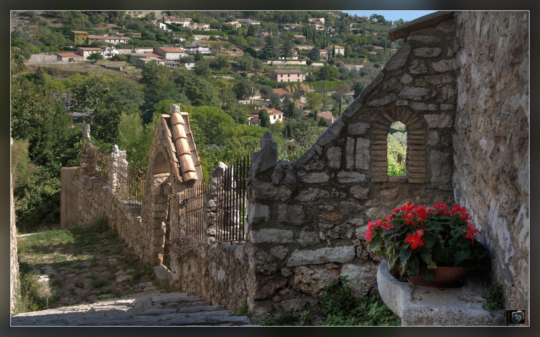 "petite visite du village de "" St. Jeannet "" Alpes Maritimes. 113201StJannetjolipetitcoin"