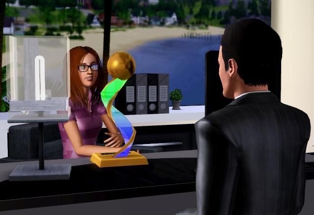 """[Terminé] Sims Histoires de Jobs """"Au bureau"""" - Page 23 114518Screenshot24"""