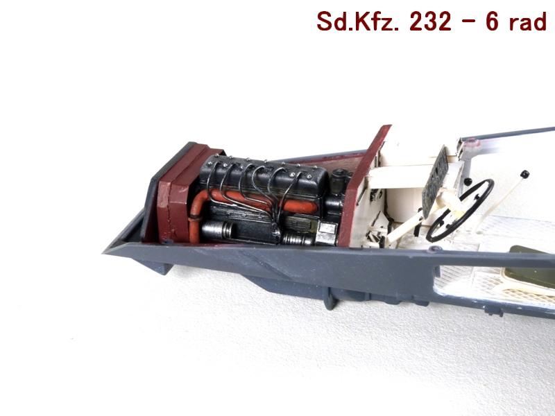 Sd.Kfz. 232 6 Rad - France 1940 - Italeri 1/35 114851P1030910