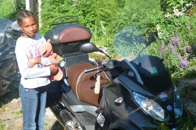 CR (Photos & Vidéo)  : TSO : 06-07/06/15 Sortie au Viaduc de Millau & environs 115549P1180574