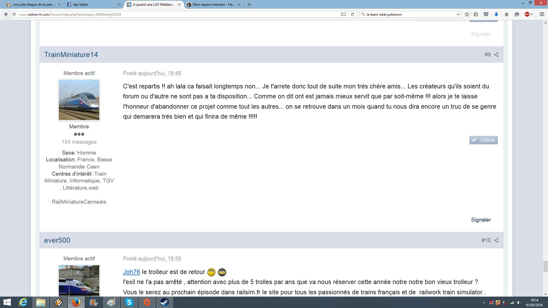 une jolie blague de la part d'une personne sur mon forum de train  ... 115794Sanstitre0218