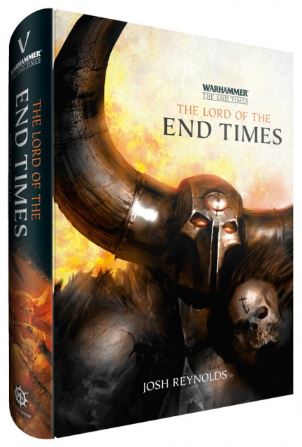 [The End Times] - V - The Lord of the End Times de Josh Reynolds 116030TheLordoftheEndTimesA5HBC
