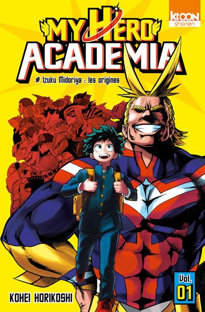 [MANGA/ANIME] My Hero Academia (Boku no Hero Academia) ~ 116945myheroacademiakioon