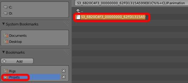 [Intermédiaire][Blender 2.6 et 2.7] Modifier une pose créée par un tiers avec Blender 117029Tuto13