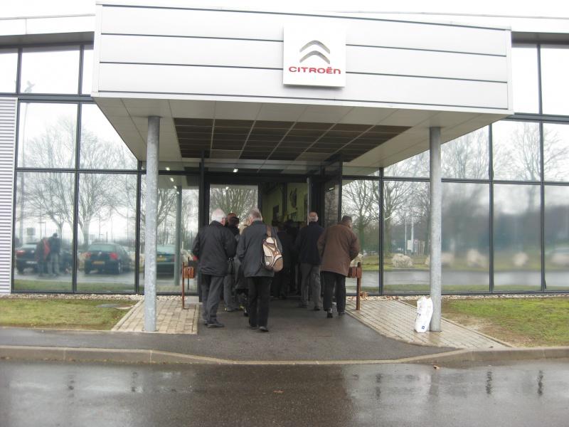 Visite au Conservatoire CITROËN en 2010 117406IMG0069