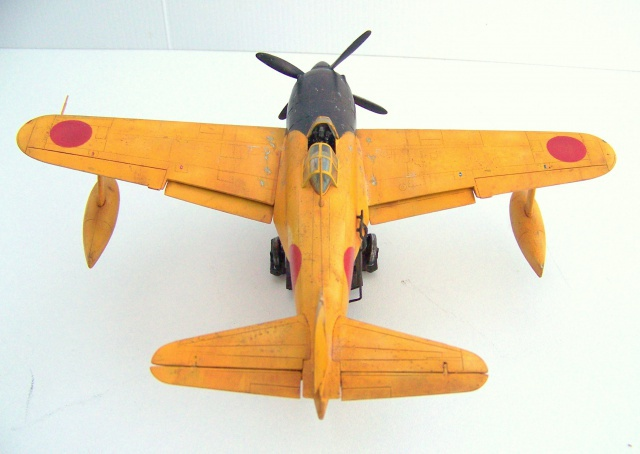 "Nakajima N1K1 Kyofu"" Rex"".Tamiya 1/48 1188281084308"