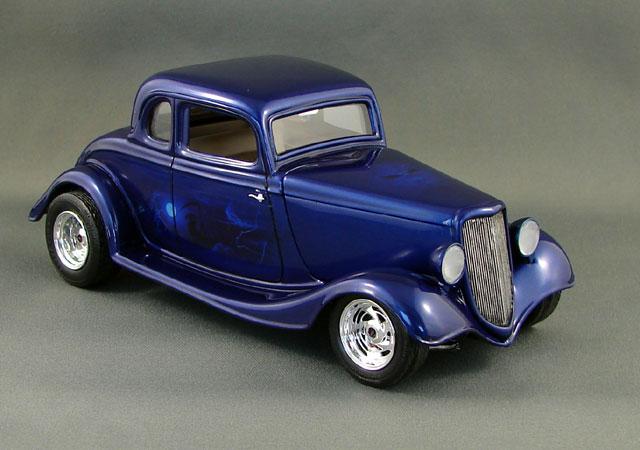 Ford '34 StreetRod 11896334ford0029