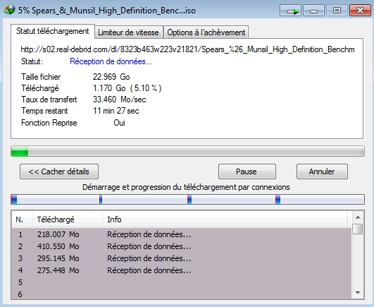 Bientôt du 250 Mbits de vitesse chez UPC Cablecom ? 119519connexion