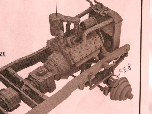 panzerspahwagen(Marmon-Herrington(e)IBG model 1/35 119601PC210040