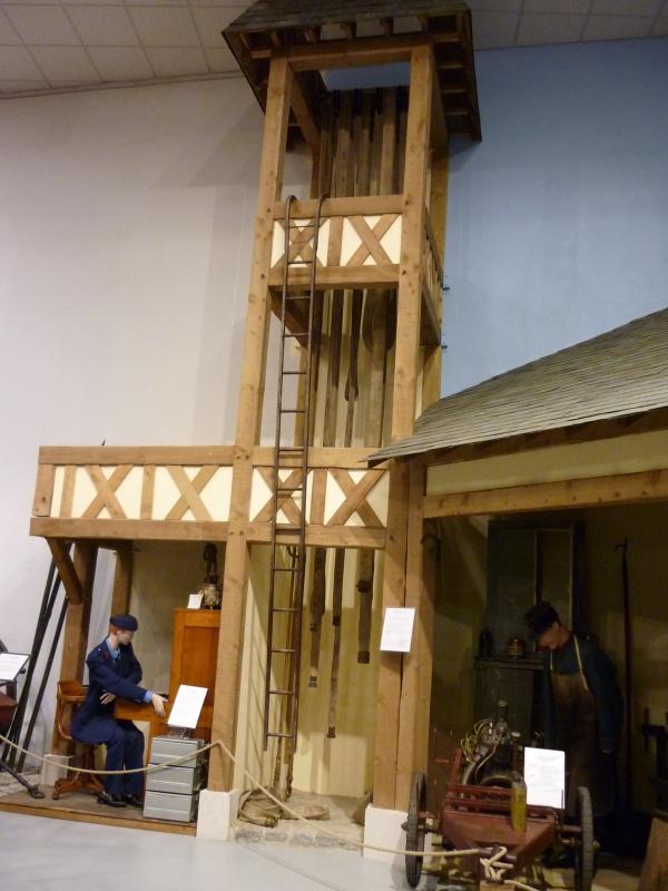 Musée des pompiers de MONTVILLE (76) 119609AGLICORNEROUEN2011074
