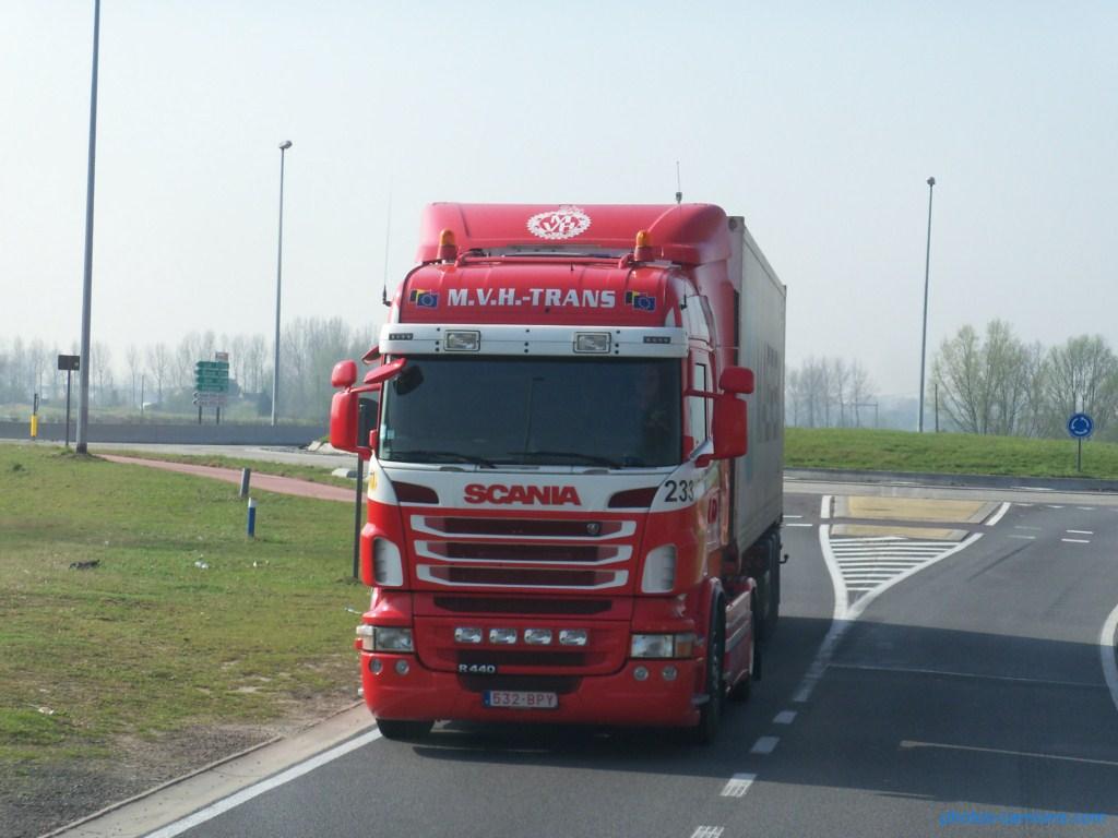 M.V.H Trans (Mermans-Van Houdt)(Retie)(groupe Van Moer) 120273photoscamions30mars201244Copier