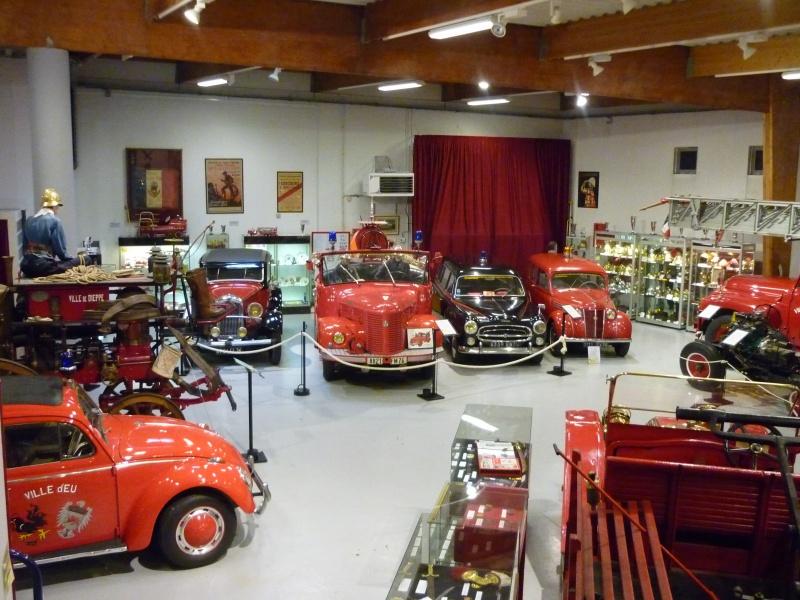 Musée des pompiers de MONTVILLE (76) 121081AGLICORNEROUEN2011069