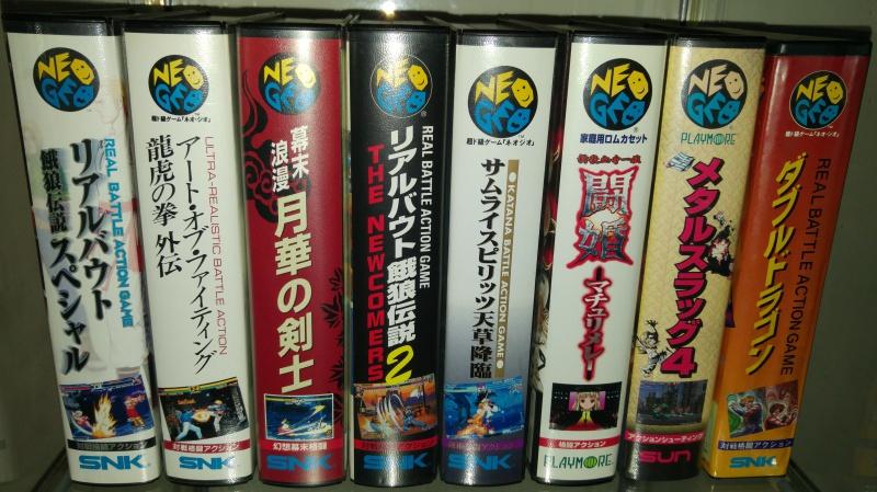ajout de ma collection Neo Geo AES en vitrine :) 12116320160512153338