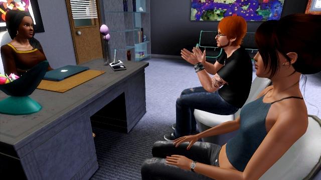 """[Terminé] Sims Histoires de Jobs """"Au bureau"""" - Page 20 121497Screenshot21"""