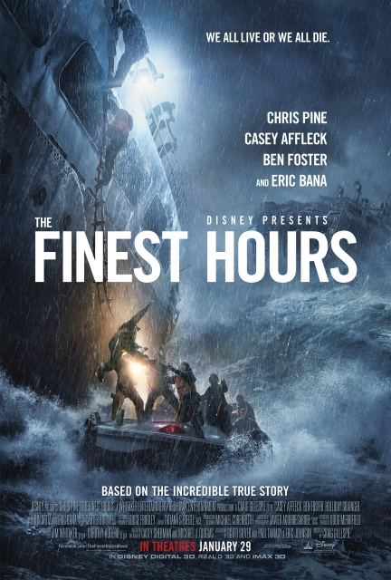 The Finest Hours [Disney - 2016] 121547w35