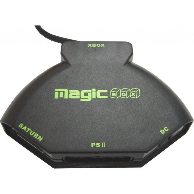 [RCH/ACH] Adaptateur MAGICBOX Saturn/Dreamcast/PS2 pour XBOX 122545PA01892005