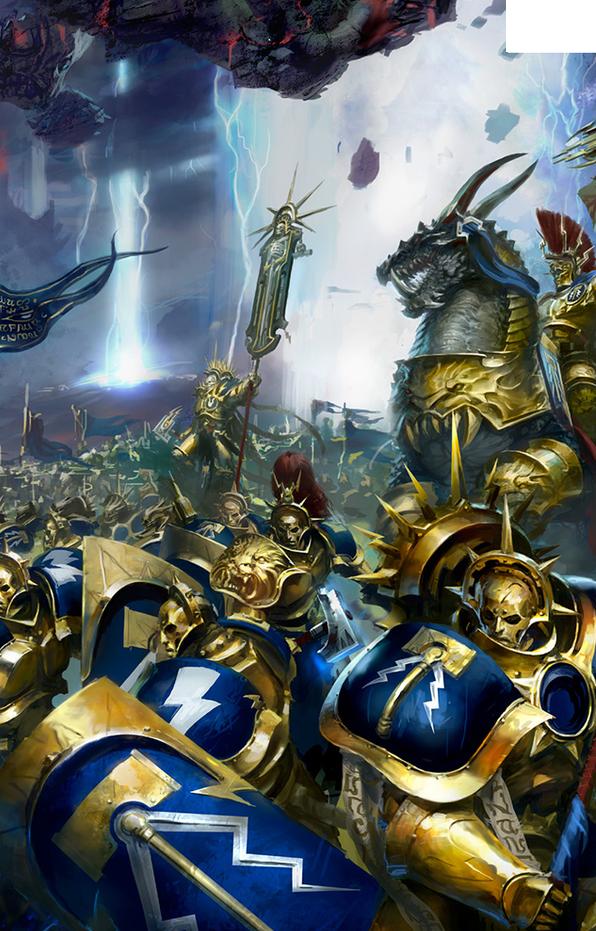 [Warhammer: Age of Sigmar] Collection d'images : Générique 122939811