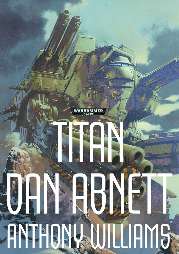 Titan: The Graphic Novel by Dan Abnett 123061podtitan