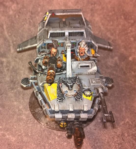Space Wolves - Typhon... un peu particulier  - Page 3 123221Landspeeder11