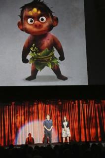 Le Voyage d'Arlo [Pixar - 2015] - Page 4 123929arlo