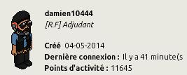 [P.N] Rapports d'activités de damien10444 - Page 3 124559Connexion