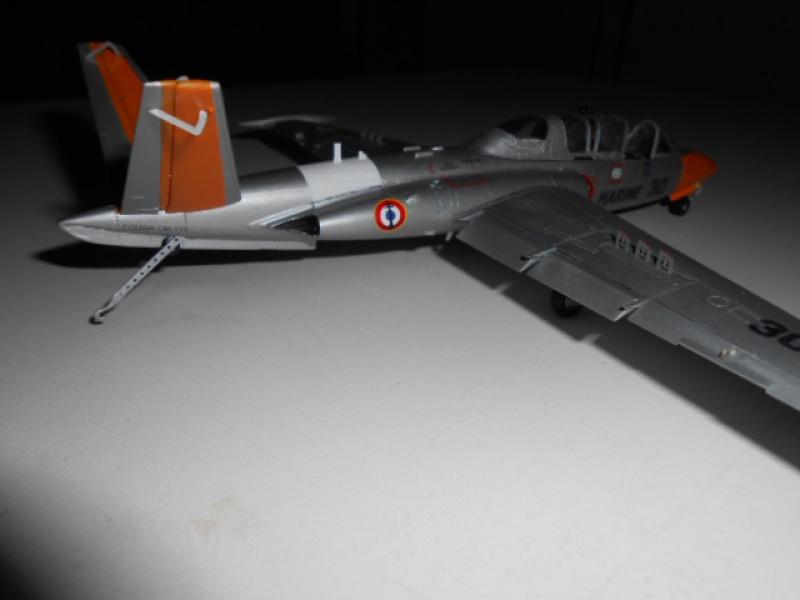 Fouga CM170 1/48 par Lionel45 - Page 5 125293Fougafini012
