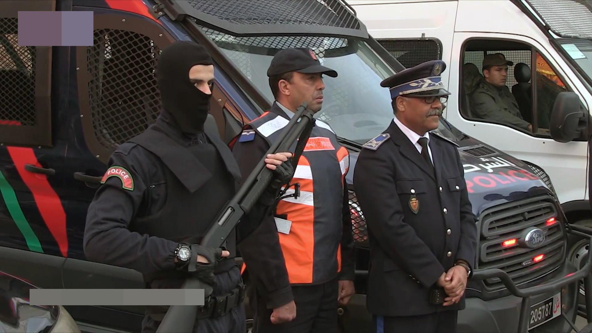 Moroccan Special Forces/Forces spéciales marocaines  :Videos et Photos : BCIJ, Gendarmerie Royale ,  - Page 9 1254579542