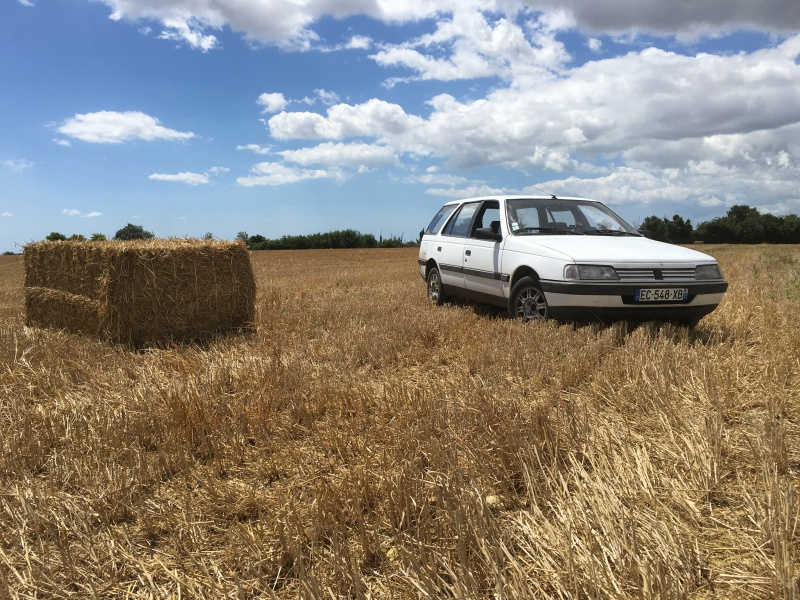 [PEUGEOT] 405 phase 2 Break 1.9L 115cv GRDT (Signatured, Clim OK)(New Culasse) On The Road Again 125944IMG2281