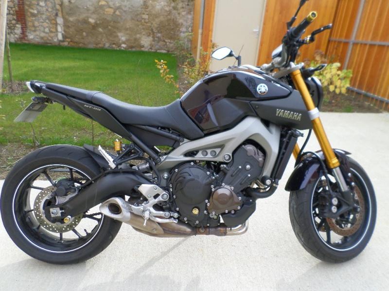 Photos de toutes les Yamaha MT-09 du forum ! :) 126135YAlexi