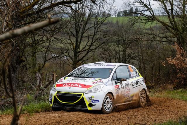 208 Rally Cup - Pour Virer En Tête À La Mi-Saison  127803570069100d288