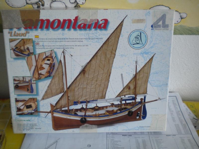 Llaud Tramontana au 1/19ème AL  128424DSCN3395